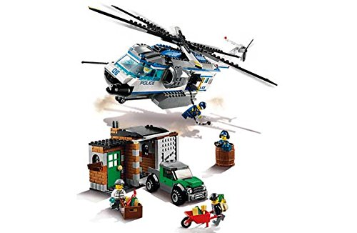 Lego City Helicopter Surveillance 60046 Lego 60046 Helicopter