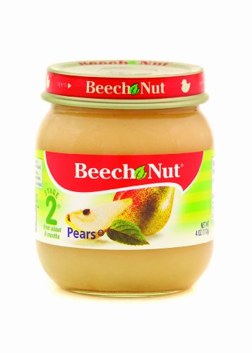 Beechnut Baby Food Flavors