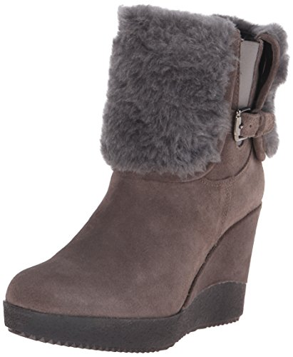 Dune London Pluff Donna US 9 Grigio Stivaletto EU 40