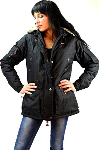 GEOGRAPHICAL NORWAY Winterjacke Alaska Damen Parka