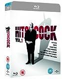 Hitchcock Vol. 1 [Blu-ray] [Region Free]