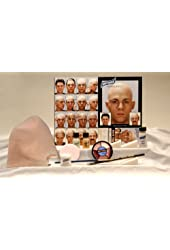 Graftobian Professional Bald Cap Complete Kit