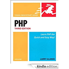 PHP for the Web: Visual QuickStart Guide (3rd Edition)