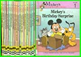 img - for Mickey's Young Readers Library (A Walt Disney Book for Young Readers, Volumes 1-19) book / textbook / text book