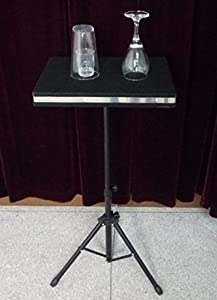 Glass Breaking And Coin into Glass Table / Magic Tricks/Magic Props/Stage Magic