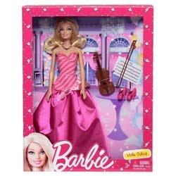 Barbie Violin soloist X3494