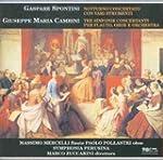 Spontini:Sinfonia Concertantes