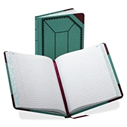 Boorum & Pease 37 3/8 Series Account Book (3738300R)