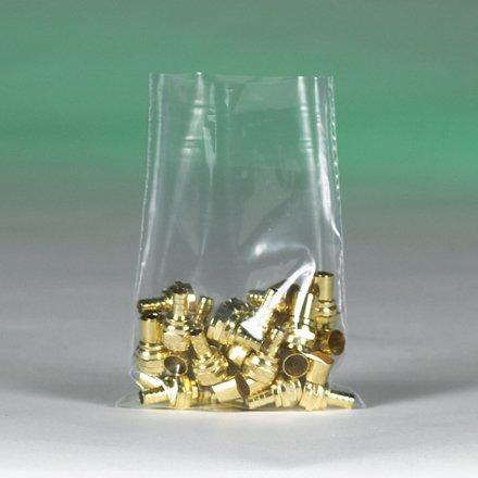 40 x 54 - 2 Mil Flat Poly Bags (100/Case)