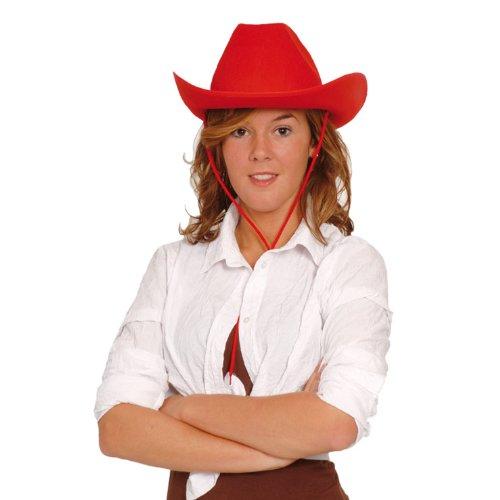 Boland-20862-Erwachsenenhut-Cowboy