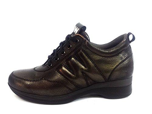 R0270AURORA Scarpa donna Melluso sneaker aurora