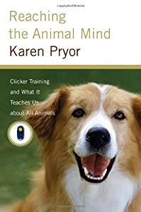 "Cover of ""Reaching the Animal Mind: Click..."