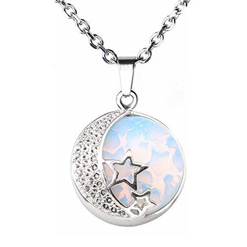 jovivi-pendentif-diy-lune-etoile-pierre-naturelle-opale-chaine-acier-inoxydable
