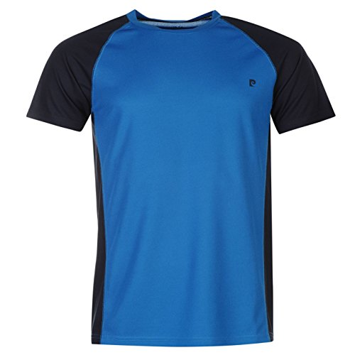 Pierre Cardin -  T-shirt - Uomo Blue/Navy X-Large