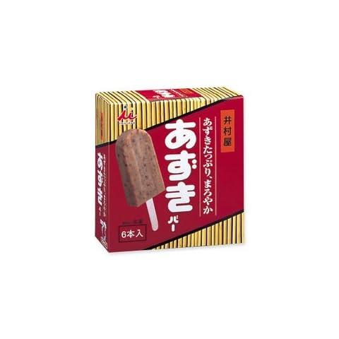 井村屋 あずきバーボックス6本入×8個入