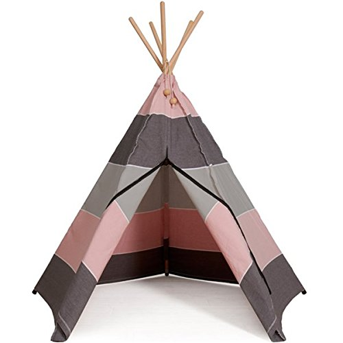 Roommate HippieTipi Play Tent North Grey bestellen