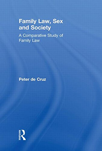 Family Law, Sex and Society: A Comparative Study of Family Law