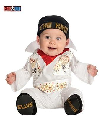 Newborn Elvis Onesie Costume
