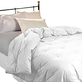 White Down Alternative Comforter