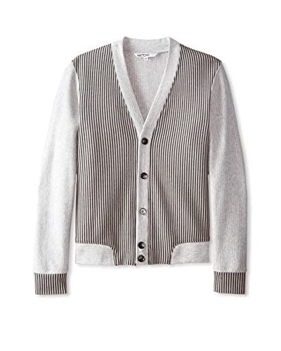 Mr Turk Men's Darryl Striped Cardigan