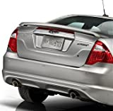 10 11 12 Ford Fusion Unpainted Rear