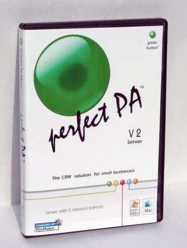 Perfect PA (Single Network, 5 User Licence With Server) (PC/Mac)