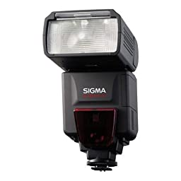 Sigma EF-610 DG ST Electronic Flash for Sigma Digital SLR Cameras