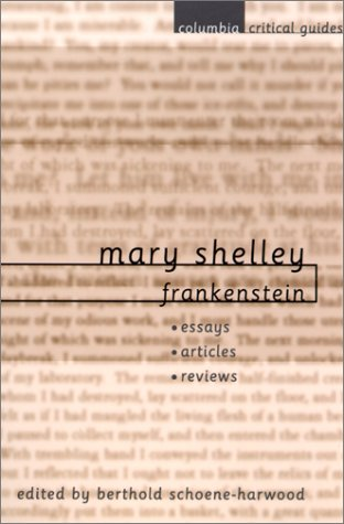 Essays On Frankenstein