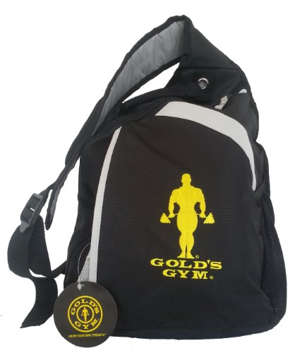G972 Golds Gym Bag Mono Strap Gym Backpack