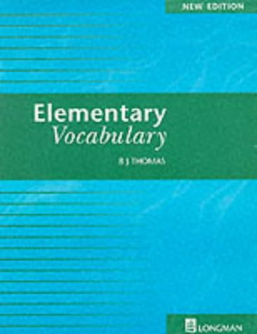 Elementary Vocabulary (General Skills)