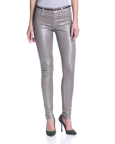 James Jeans Women's Twiggy Metallic Legging