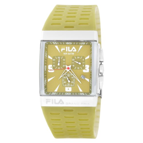 Fila Men's 315-05 3 Hands Chrono Grand Prix Watch