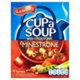 Batchelors Cup A Soup with Croutons Minestrone 4S