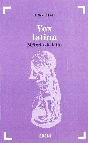 Vox Latina: Método de Latín