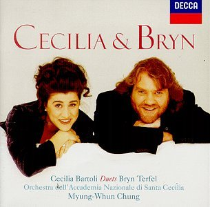 Cecilia & Bryn ~ Cecilia Bartoli duets Bryn Terfel