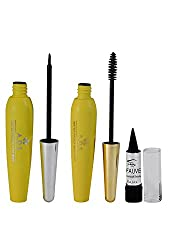 ADS Waterproof Mascara/Eyeliner And Free Kajal-POGT