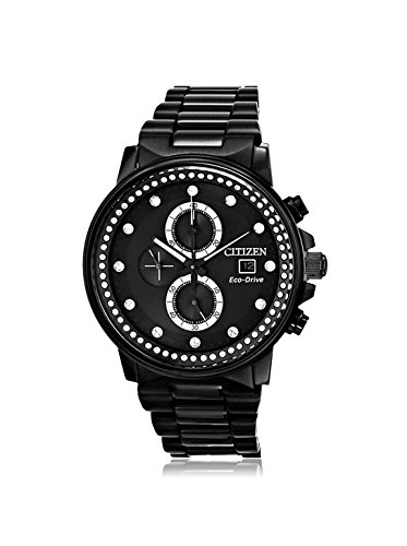 Citizen Women's FB3005-55E Nighthawk Analog Display Japanese Quartz Black Watch