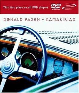 Donald Fagen - Kamakiriad [DVD-AUDIO] - Zortam Music