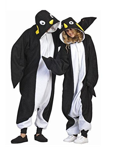 Adult Penguin Costume Pajamas