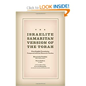 Downloads The Israelite Samaritan Version of the Torah: First English Translation Compared with the Masoretic Version ebook