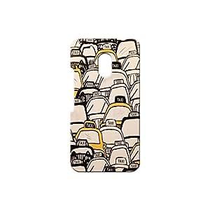 IMPEX Designer Printed Back Case / Back Cover for Motorola Moto G4 Plus (Multicolour)