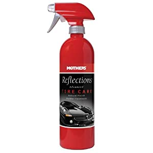 Mothers 10324 Reflections Tire Care - 24 oz