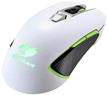 COUGARクーガー 450M ゲーミングマウス ホワイト CGR-WOMW-450
