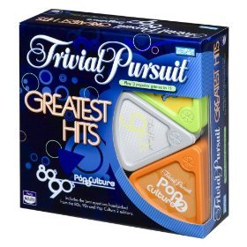 Greatest Hits Trivial Pursuit