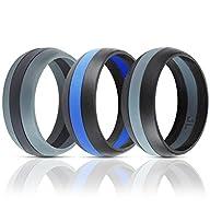 Silicone Wedding Ring (Wedding Band)…