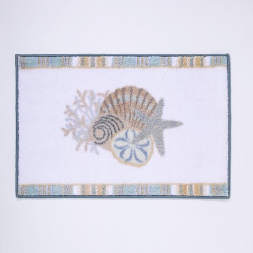 Avanti By the Sea, Rug, White