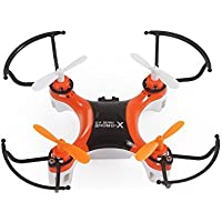 Dlittles Nano Quadcopter With 360 Degree Axis Gyro Stabilization, Multi Color