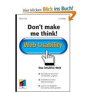 Das beste Buch über Usability für Praktiker