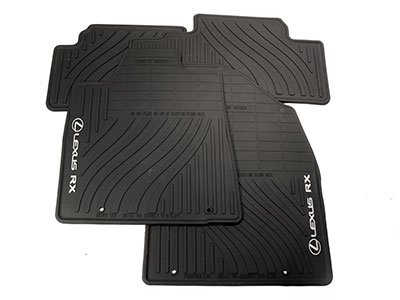 Lexus Rx350 Rx450H All-Weather Floor Mats