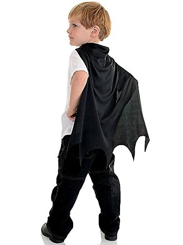 Underwraps Bat Cape, Black - 1